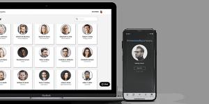 Mobile app and desktop dashboard