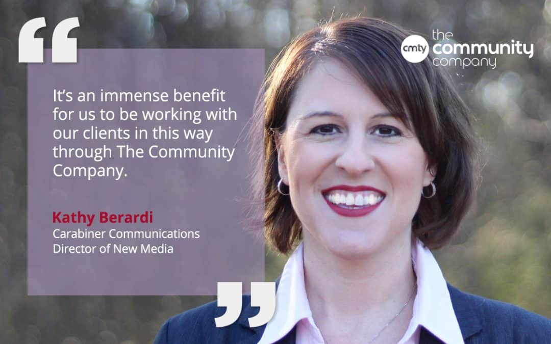 The Community Company's Certified Partner Program is Immensely Beneficial to Kathy Berardi's Clients